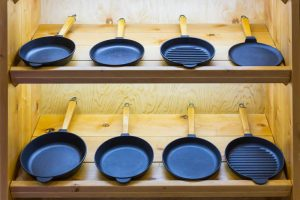 How to Store Cast Iron Long Term