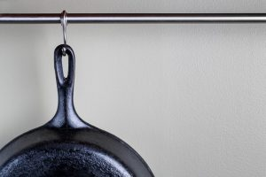 How to Store a Cast Iron Skillet